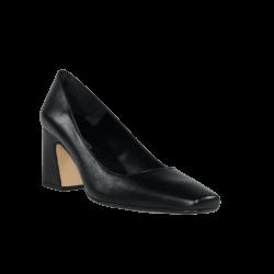 Zapatos mujer salones de diseño piel
