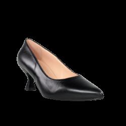 Zapatos de salón piel negra...