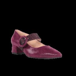 Zapatería online zapatos de calidad tacón cuadrado