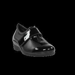 Zapatos de mujer cómodos de velcro plantilla extraíble