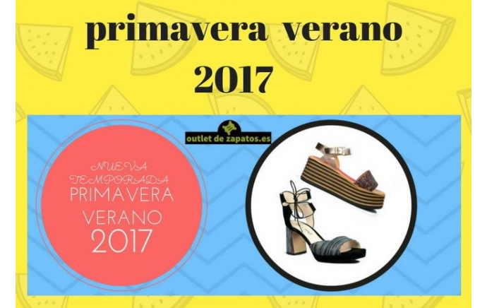 Nueva temporada primavera verano 2017