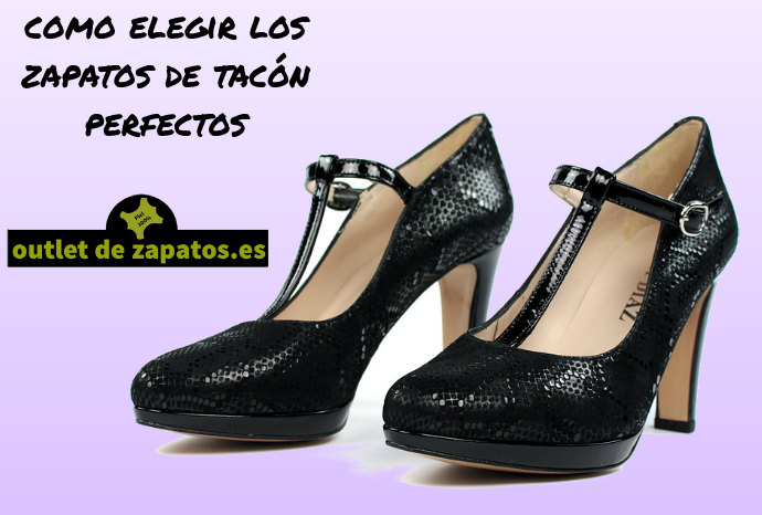 Como elegir los zapatos de tac n perfectos outlet de - Restos de zapatos ...