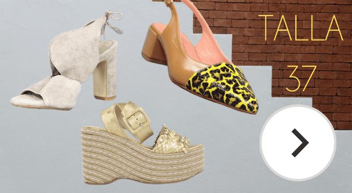 ofertas calzado mujer verano de muestrario.